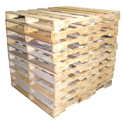 Heat Treated Pallets Manufacturers in Bhuj