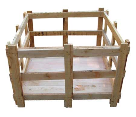 Wooden Crates Manufacturers in Bhuj